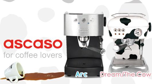 ascaso半自動咖啡機