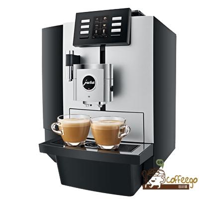 《Jura》商用系列X8全自動咖啡機 ●●贈上田/曼巴咖啡5磅●●