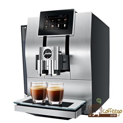 《Jura》商用系列 Z8全自動咖啡機 ●●贈上田/曼巴咖啡10磅●●