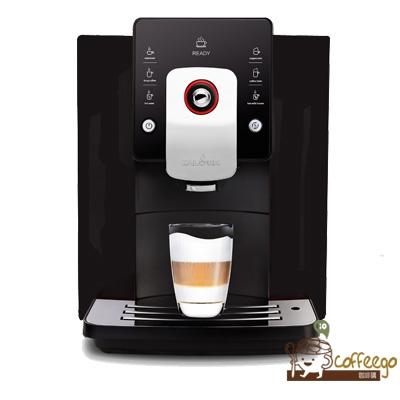《KALERM》KLM1601全自動咖啡機 / 黑色