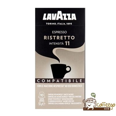 義大利【LAVAZZA】Ristretto 咖啡膠囊 (100顆入)
