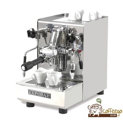 預購商品--【EXPOBAR 】 OFFICE LEVA EB-61單孔半自動咖啡機(豪華雙鍋)