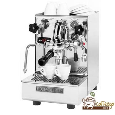 預購商品--【EXPOBAR 】 OFFICE LEVA EB-61單孔半自動咖啡機(雙鍋&迴轉式幫浦)