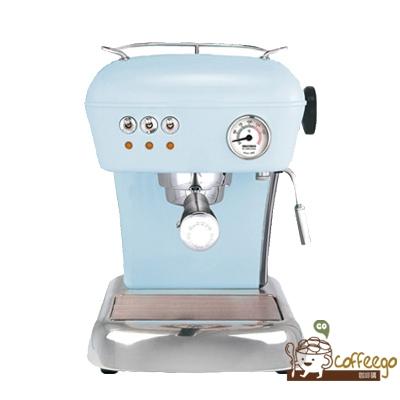 《ascaso》 Dream 天使藍 半自動咖啡機