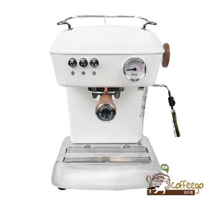 《ascaso》 Dream 原木白 半自動咖啡機