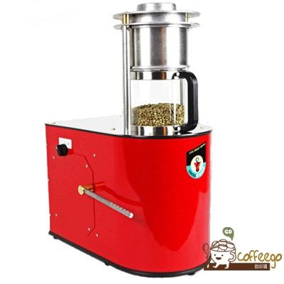 美國原裝【sonofresco】浮風式電腦烘焙機 / 0.5kg / 紅色