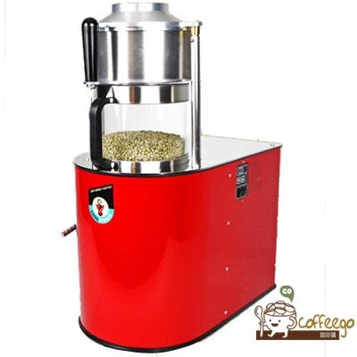 美國原裝【sonofresco】浮風式電腦烘焙機 / 1kg / 紅色