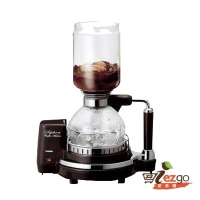 日本《TWINBIRD》電動虹吸式咖啡壺CM-D853