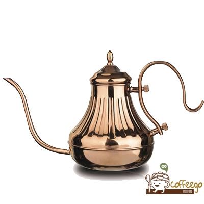 《AKIRAKOKI》不鏽鋼細口壺 C4-450 銅金色 / 450ml