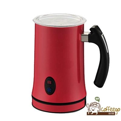 【Eurocafe】鮮奶發泡器 MMF-503(紅色)