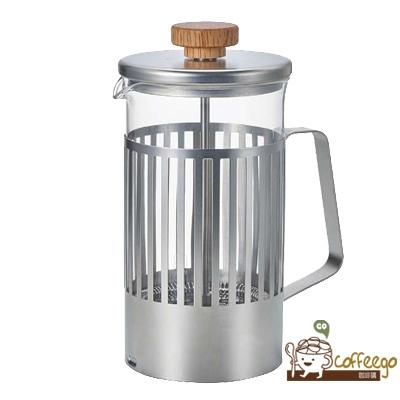 《HARIO》光影之間濾壓茶壺4杯 / THT-4MSV / 600ml