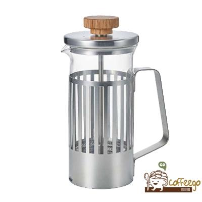 《HARIO》光影之間濾壓茶壺2杯 / THT-2MSV / 300ml