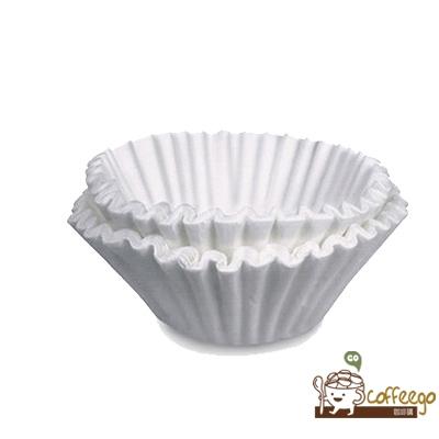 【BUNN】咖啡盤型濾紙 20115(24.3cm)//1000張/箱
