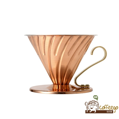 《HARIO》銅製濾杯 / VDPC-02CP(1~4杯用)