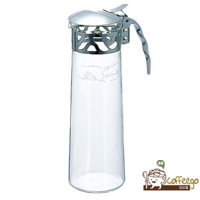 《HARIO》幾何耐熱玻璃冷水壺 1000ml / WPSN-1SV