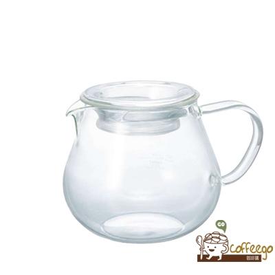 《HARIO》簡約耐熱玻璃450ml 咖啡壺 / GS-45-T
