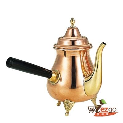 預購商品--【Kalita】銅質咖啡壺-500ml 左手握柄 (#52005)