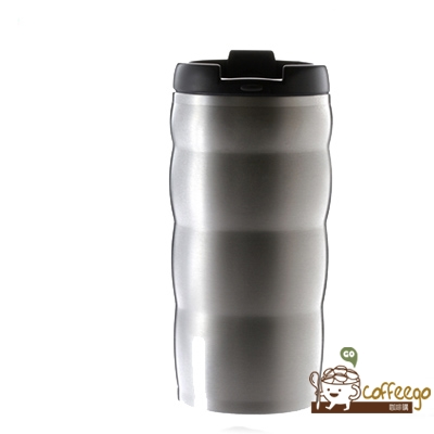 《HARIO》真空不鏽鋼隨行杯 /銀色 / VUW-35HSV  / 350ml