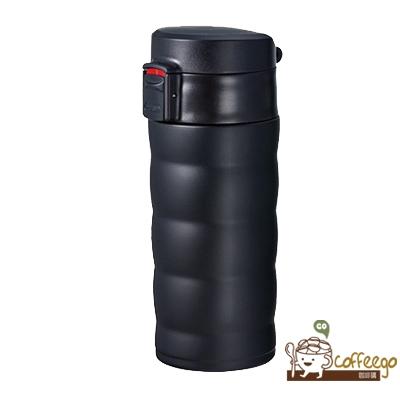 《HARIO》黑色真空隨行杯 / VSW-35B / 350ml