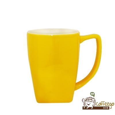 糖果馬克杯 300ml 黃色