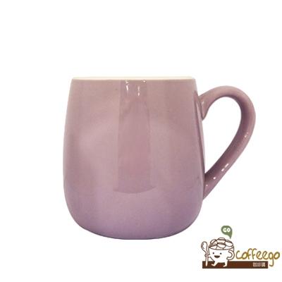 可朵馬克杯 450ml 淺紫色