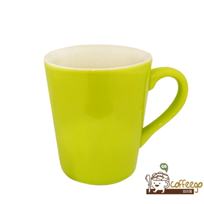 摩斯馬克杯 350ml 淺綠色