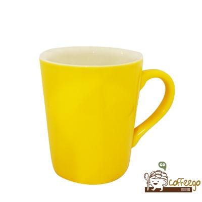 摩斯馬克杯 350ml 黃色