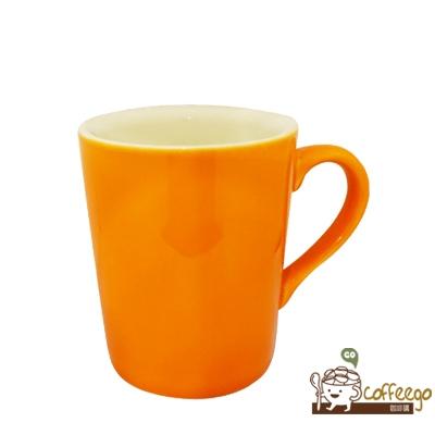 摩斯馬克杯 350ml 橘色