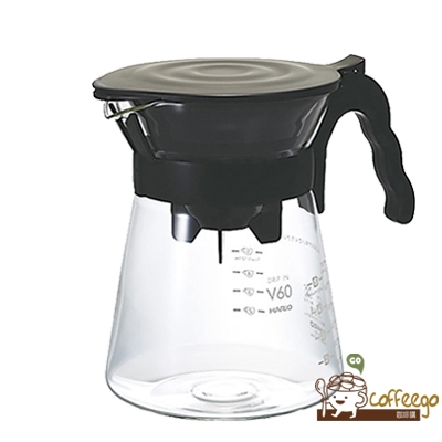 《HARIO》V60冷熱咖啡沖泡壺 / VDI-02B / 700ml