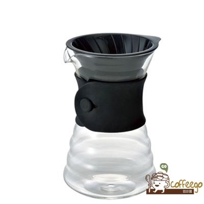 《HARIO》品味咖啡玻璃手沖壺組700ml-1~4杯份/VDD-02B