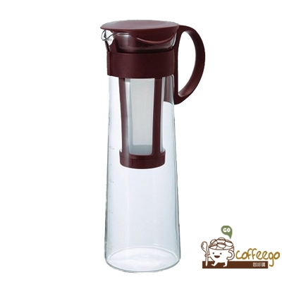 【HARIO】咖啡色冷泡壺1000ml / MCPN-14CBR
