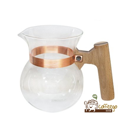 《SMART.Z》EMBRACE 玻璃咖啡壺 350ml
