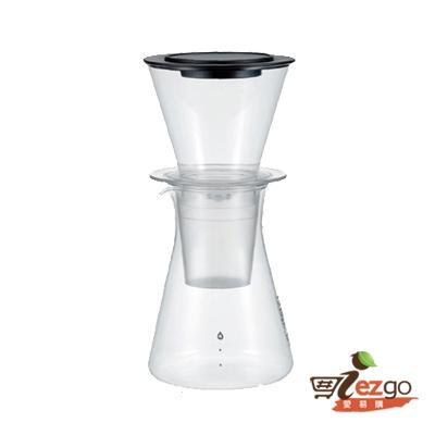 《iwaki》耐熱ガラス食器・冰滴咖啡壺/KT8644-CL/440ml