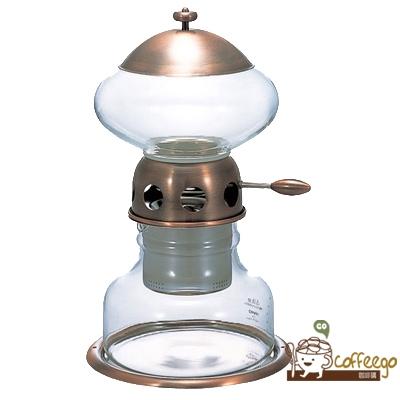 《HARIO》飛碟冰滴咖啡壺-5人份古銅色/PTN-5BZ