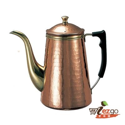 預購商品--【Kalita】銅製滴漏壺 銅ポット1.5L (#52025)
