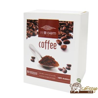 《川雲》早安咖啡 掛耳式咖啡10入/盒