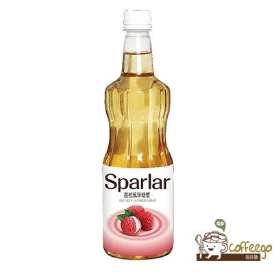 【Sparlar食伯樂】LYCHEE SYRUP 荔枝糖漿/750ml