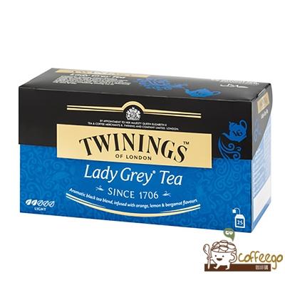 英國【TWININGS 唐寧】Lady Grey 仕女伯爵茶