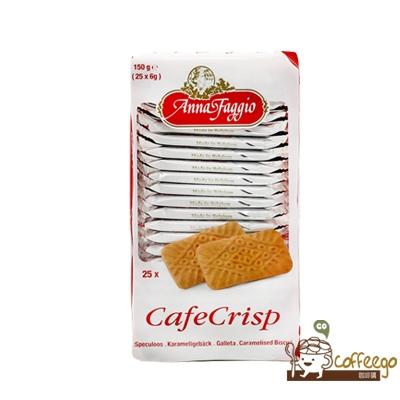 《Anna Faggio》安娜咖啡風味脆餅25片 150g