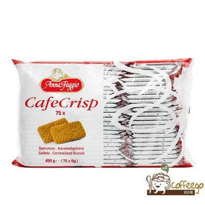 《Anna Faggio》安娜咖啡風味脆餅75片 450g