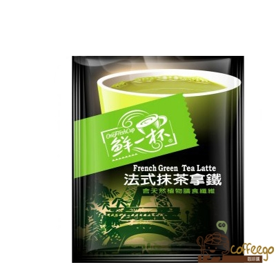 Onefreshcup 鮮一杯 法式抹茶拿鐵 / 48包入 / 箱
