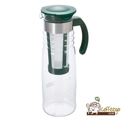 《HARIO》深綠苗冷泡茶壼 HCC-12DG 1200ml