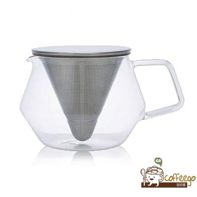 【KINTO】CARAT  teapot 茶壺 600ml