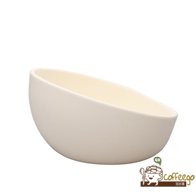 《HARIO》寵物專用白色矽膠碗 PTS-CBS-OW 75ml