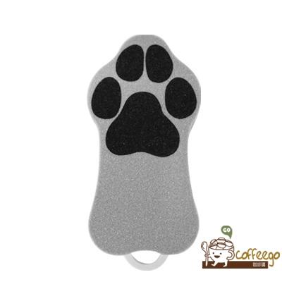 《HARIO》寵物專用硬毛白色兩面刷 PTS-GRH-OW