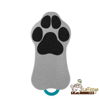 《HARIO》寵物專用硬毛藍色兩面刷 PTS-GRH-BU