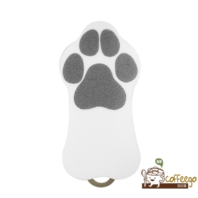 《HARIO》寵物專用軟毛灰色兩面刷 PTS-GRS-GR