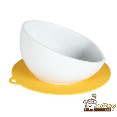《HARIO》中型犬專用黃色陶瓷碗 PTS-MA-MY 130ml