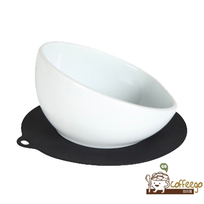 《HARIO》中型犬專用黑色陶瓷碗 PTS-MA-B 130ml
