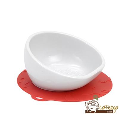 《HARIO》短毛貓專用紅色陶瓷碗 PTS-NYS-R 75ml